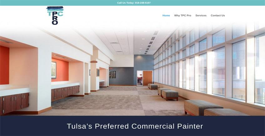 Paint Co Pro Web Design
